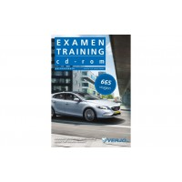 Examentraining Auto CD-rom 665 vragen